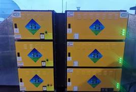 山西省忻州市酒店餐饮油烟净化器供应
