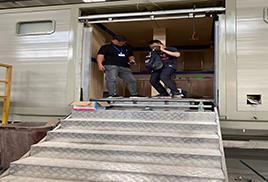 溧阳移动垃圾房抗风抗震检测单位
