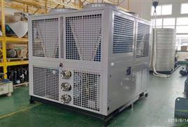 低溫工業冷水機