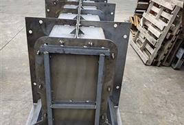 現澆隔離墩模具 隔離帶隔離墩模具-經久耐用  可定制